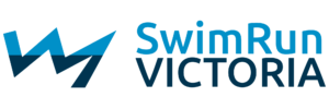 SwimRun Victoria logo.
